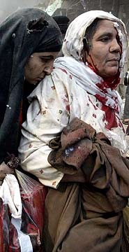 Peshwar Massacre