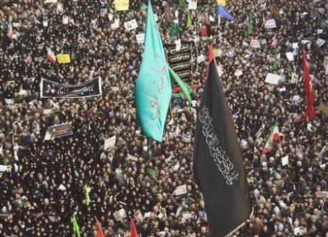 Pro-Gov in Tehran